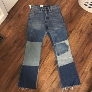 levis • 517 bootcut cropped